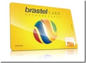 Cartão da Brastel