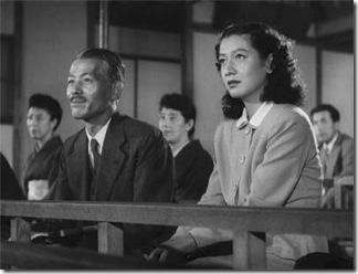 Chishu Ryu e Setsuko Hara