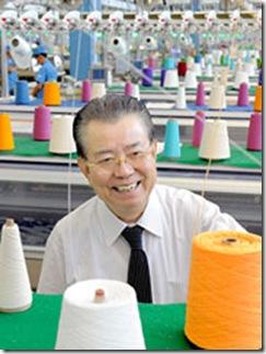 Masahiro Shima, presidente da Shima Seiki