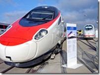Trem rápido chinês