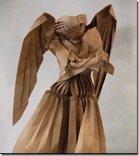 Arcanjo Gabriel em origami copy