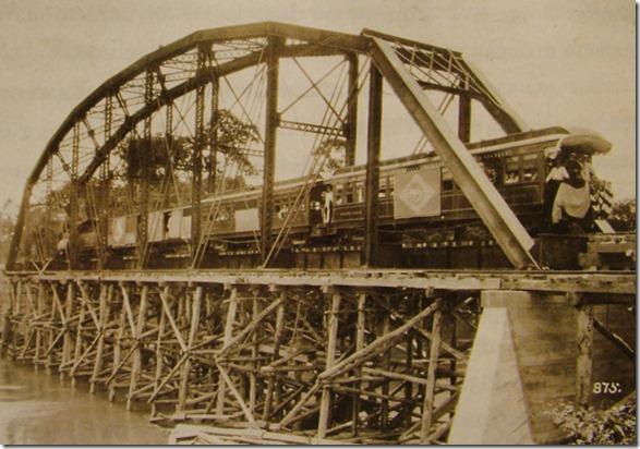 trem inaugural