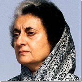 Indira Gandhi[6]