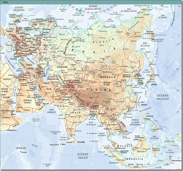 mapa-fisico-asia