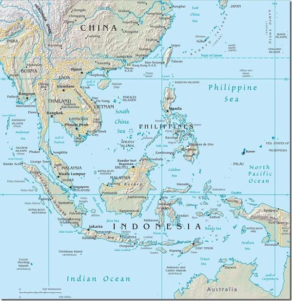 sudeste-asia