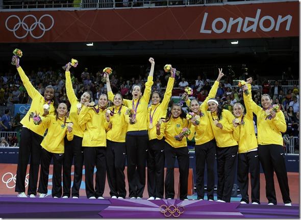 London Olympics Volleyball Women