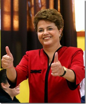 BRAZIL-ELECTION-RUNOFF-ROUSSEFF