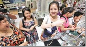 Laox faz esforços para atrair turistas chineses