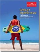 Capa do The Economist - Negócios e Finanças no Brasil