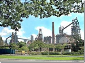 Filial da Nippon Steel no Brasil