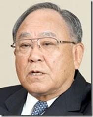 Fujio Mitarai, presidente da Canon