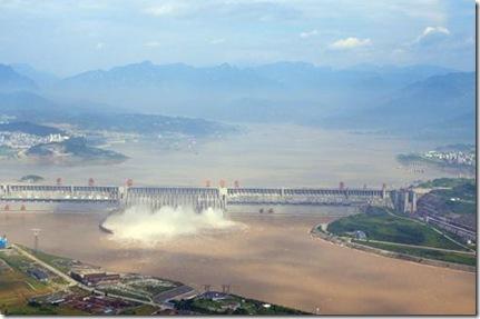 Vista do Three Gorges_Foto da Asianewsphoto