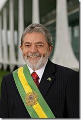 Luiz Inácio Lula da Silva, presidente do Brasil