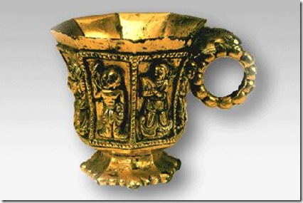 Octagon Silver Cup