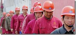 CHINA-ECONOMY-UNEMPLOYMENT