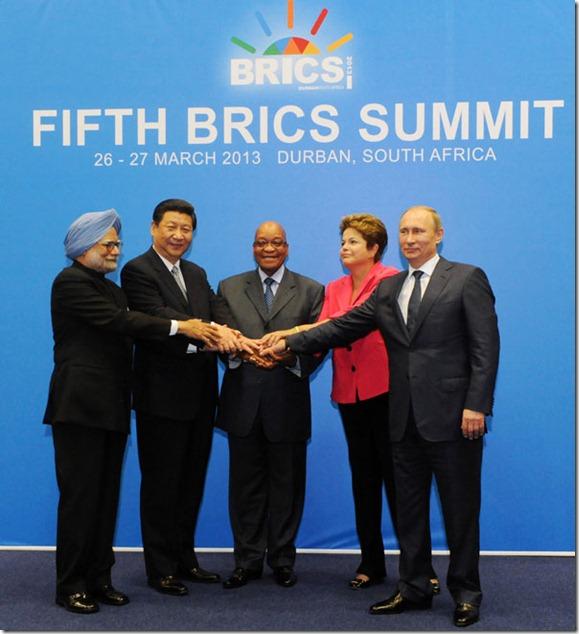 South Africa BRICS Summit