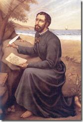 sao-francisco-escrevendo