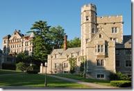 View of Princeton University