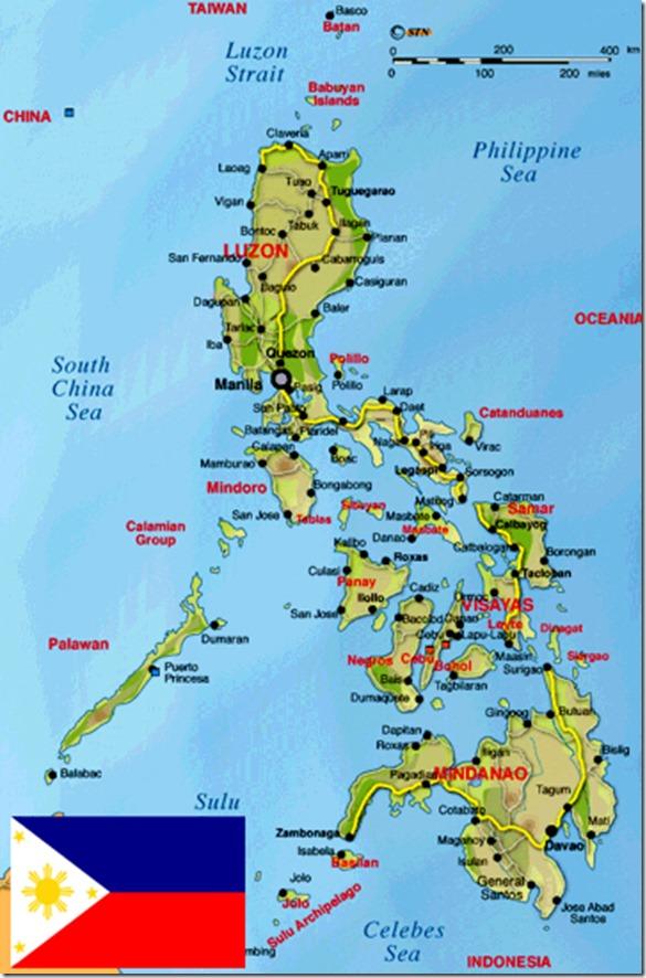 mapa-de-filipinas